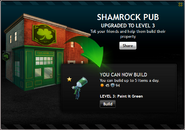 Shamrock Pub Level 3