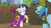 Rarity camo dram S2E21