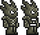 Terraria = Necro Armor Sets Male + Female