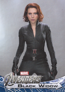 Black Widow card