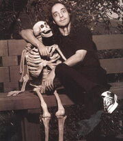Daron Malakian daron and his new friend