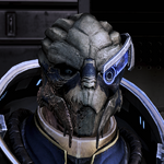 Garrus ME3 Character Shot