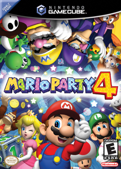 Mario Party 4 (NA)