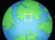 Unova world map