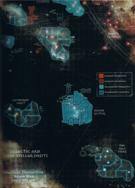 Strategic Disposition Map 905.M41
