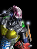 Mortal kombat cyber chameleon (1)