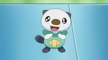 EP661 Oshawott en el laboratorio