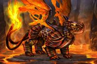 Fire Dragon Armores