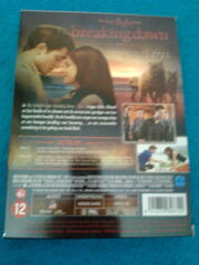 Thebacktwilightbreakingdawnpart1dvd