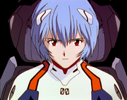 Rei Ayanami Inside Eva