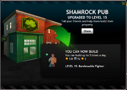 Shamrock Pub Level 15