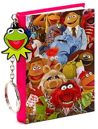 Muppets a7 dangle notebook
