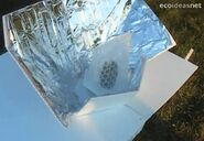 Pop-up Solar Cooker Book 3, 3-27-12