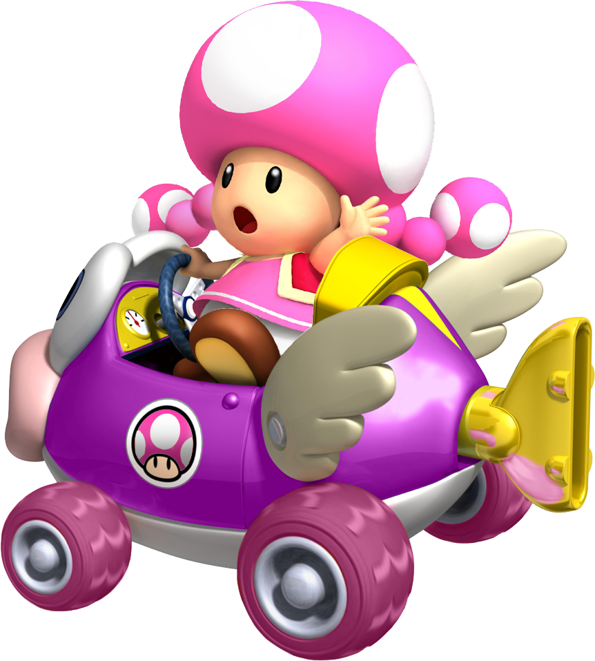 Toadette - Annoying Orange Fanon Wiki