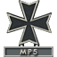MP5 Marksman Icon MW3