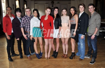 House of Anubis Cast 1
