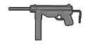 Grease Gun Pickup CoD2