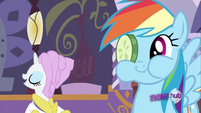 Rainbow Dash happy S2E23