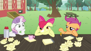 CMC thinking S02E23