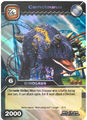Carnotaurus TCG Card 2-Collosal