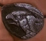 Falcon's eyepatch