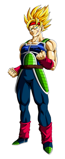 Bardock SSJ - Episode Of Bardock
