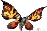 Mothra- Unleashed