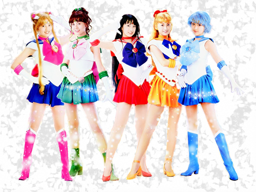 Pretty Guardian Sailor Moon live action Pgsm