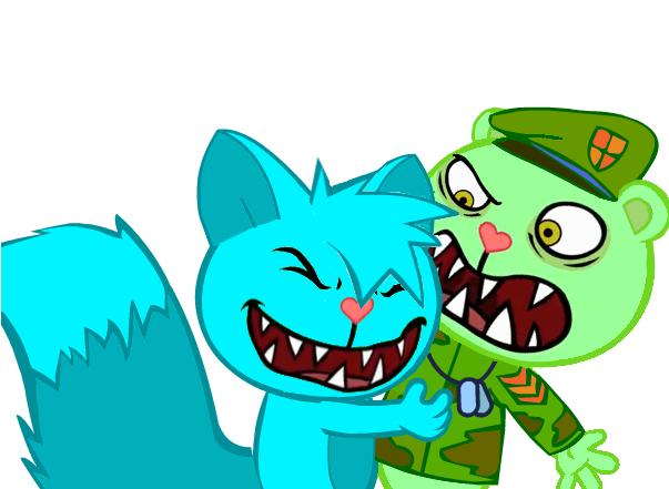 videos de happy trre friends: