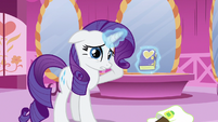 Rarity sister be S2E23