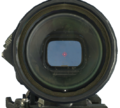 Hybrid Sight On ADS MW3