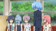 Hayate movie extended scenes 19