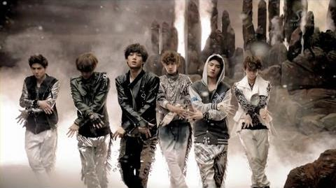 EXO-K HISTORY Music Video (Korean ver