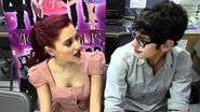 An oceanUP Interview with Ariana Grande & Matt Bennett