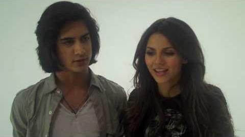 Avan & Vic Guys & Girls Can Be BFF!