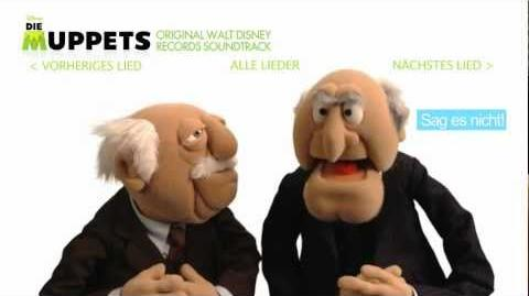 Die Muppets - Soundtrack (Interaktives Preview)