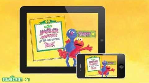 "File:Sesame Street ""Another Monster at the End of This Book"" App Preview Starring Grover and Elmo!"