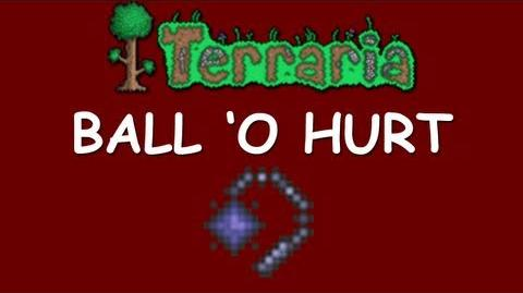 Terraria - Ball O Hurt