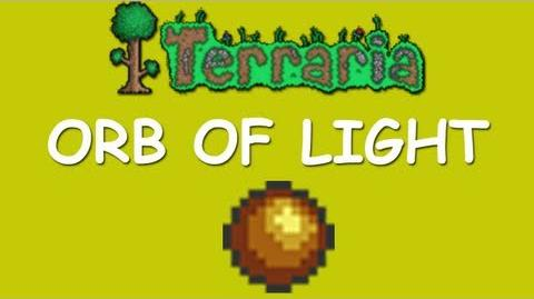 Terraria - Orb Of Light