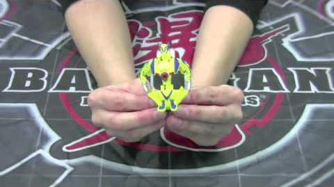 Bakugan Mechtanium Surge - October & November 2011 Release Previews