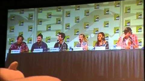 Adventure Time Panel-SDCC 2011-Part 9