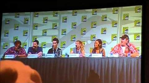 Adventure Time Panel-SDCC 2011- Part 6
