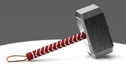 Thor&#39;s Mystical Hammer