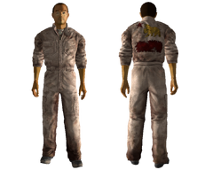 NCR engineer jumpsuit