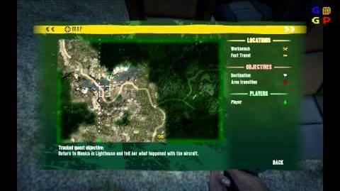 Dead Island - Id Card 67 Location