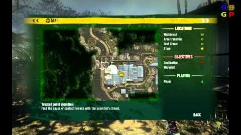 Dead Island - Id Card 81 Location