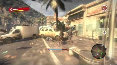 Dead Island - Purple Skull Location & Drop Off