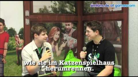 SimFans Sims 3 Pets Producer Interview
