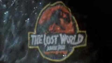 The Lost World Jurassic Park (1997) Teaser Trailer