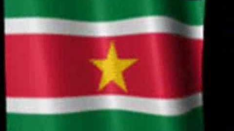 Anthem Suriname